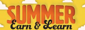 Summer Earn and Learn