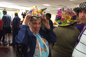 Easter Hat Parade 2