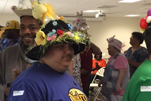 Easter Hat Parade 4