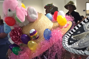 Easter Hat Parade 7
