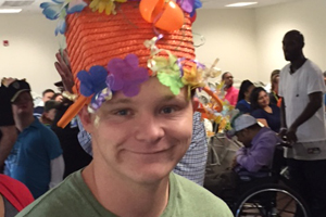 Easter Hat Parade 8