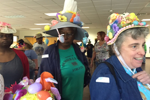 Easter Hat Parade 9