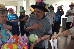 Easter Hat Parade 14
