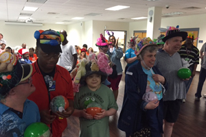 Easter Hat Parade 15
