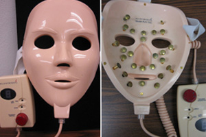 """The one-and-only """"Rejuvenique"""" facial massager/stimulator. Anyone care to give it a try?"""
