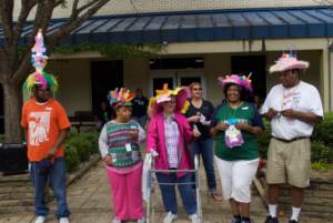 Easter Hat Parade